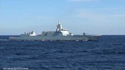 سفن روسية وصينية تجري تدريبات ودوريات في المحيط الهادئ