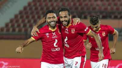 الأهلي المصري يدك شباك بطل النيجر بستة أهداف