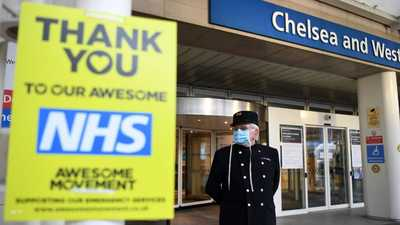 بسبب كورونا.. بريطانيا تخطط لحزمة بـ6 مليارات للقطاع الصحي