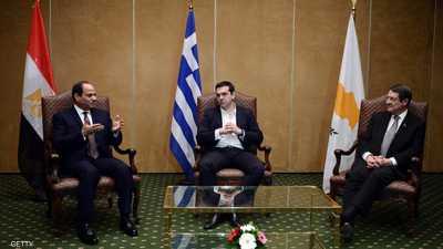 """السيسي في اليونان.. أبرز ملفات """"القمة الثلاثية التاسعة"""""""