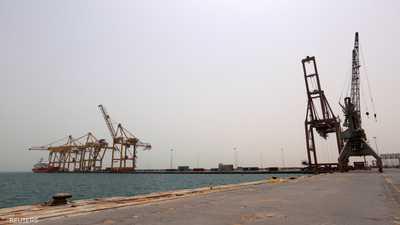 التحالف يصدر تصاريح لدخول سفن إلى موانئ اليمن