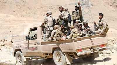 اليمن.. الجيش الوطني يحرر مرتفعات استراتيجية في الضالع