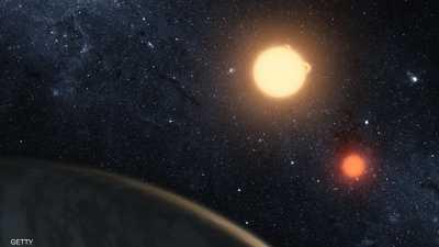 """علماء يرصدون كوكبين عملاقين يؤديان """"رقصة الجاذبية"""""""