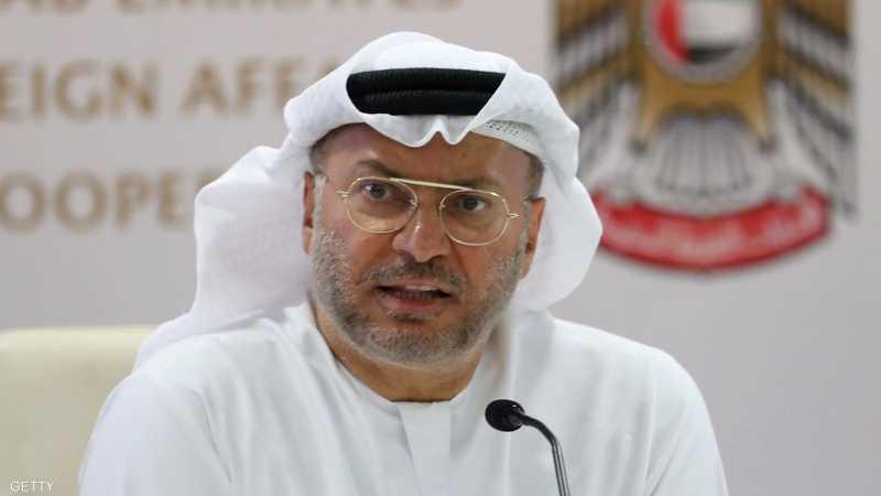 قرقاش: موقف الإمارات التاريخي ضد الإرهاب واضح