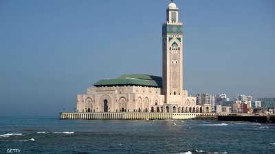 مسجد الحسن الثاني.. جوهرة مغربية فوق الماء
