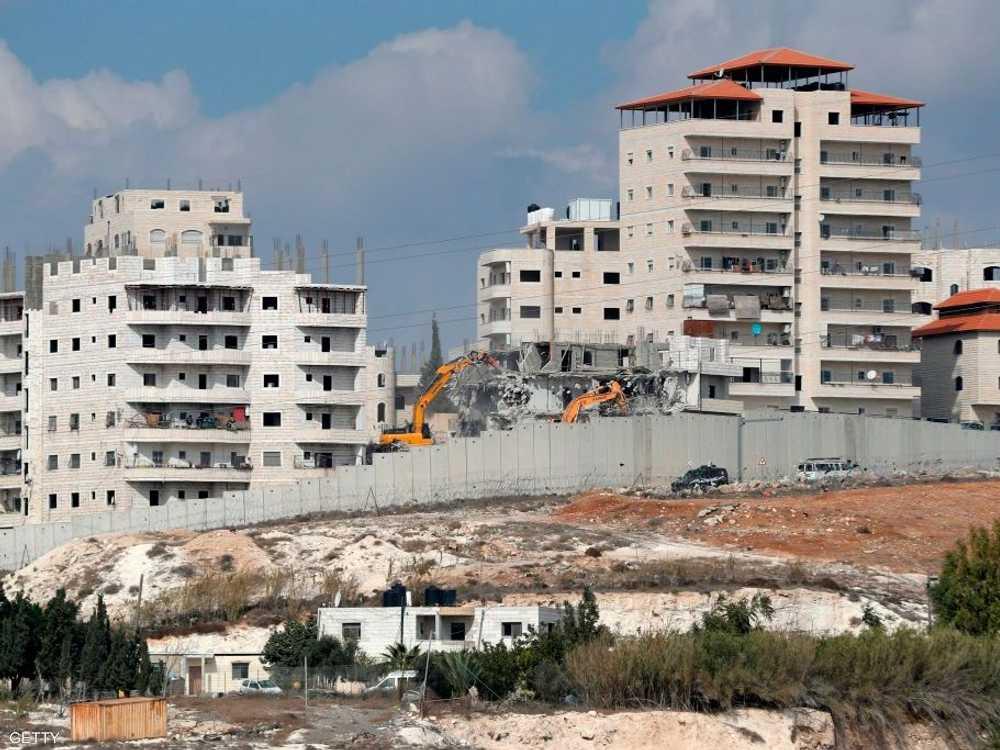 مستوطنات إسرائيلية في الضفة المحتلة (أرشيف)