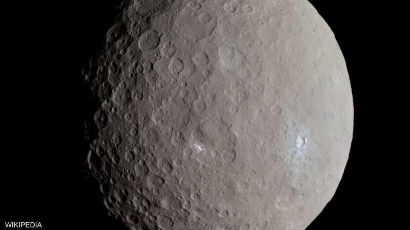 """ناسا تعلن عن كشف مذهل: """"مصنع كيماوي"""" بين المريخ والمشتري"""
