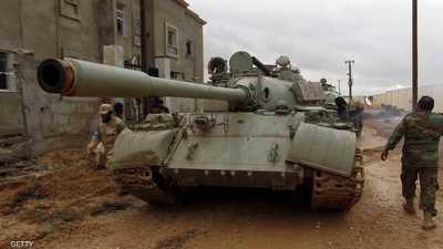 """انطلاق عملية ضخمة لـ""""تحرير"""" منطقة الجنوب الغربي في ليبيا"""