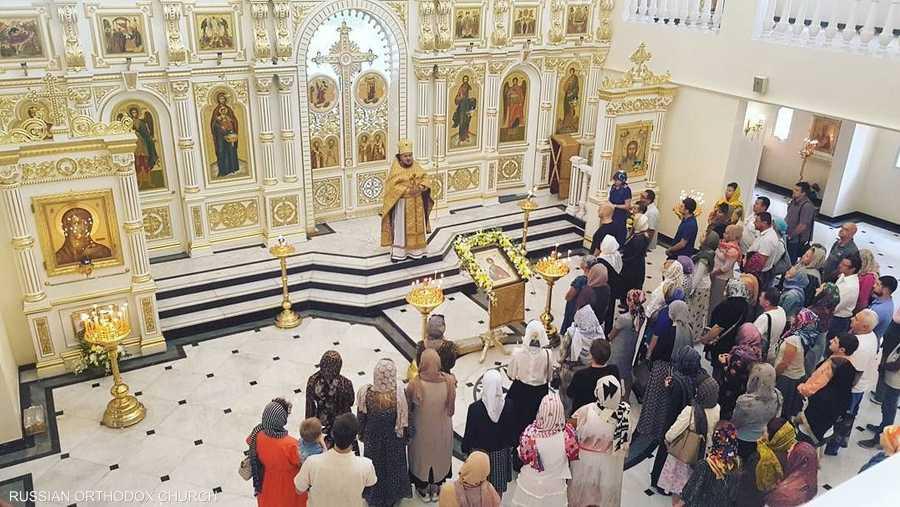 تعتبر كنيسة سانت فيليب الأرثوذكسية في الشارقة، من أكبر وأشهر الكنائس في الإمارات، وقامت على أرض أهداها الشيخ سلطان القاسمي، حاكم إمارة الشارقة، للجالية الروسية الأرثوذكسية.