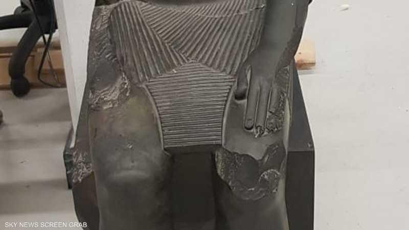 بمئات القطع مصر تنفذ عملية ضخمة بمشروع المتحف الكبير,آثار المتحف المصري المتحف المصري الكبير 1-1225437.jpg