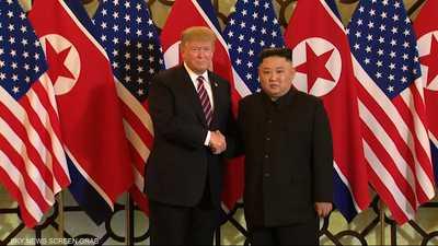 ترامب التقي كيم في قمتين خلال الأشهر الماضية