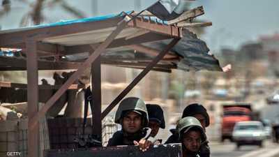 """مصر.. الأمن يقتل إرهابيين بينهم """"قيادي"""" في القاهرة"""