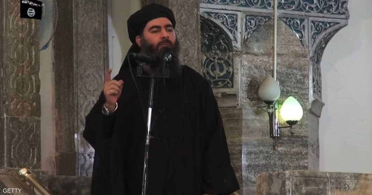 "واشنطن: لا نعلم أين يختبئ ""زعيم داعش"""