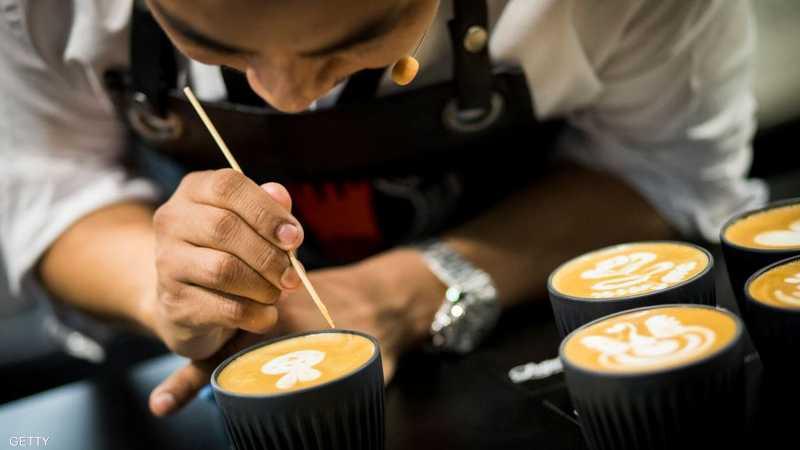 مهرجان لندن للقهوة