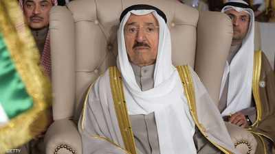 أمير الكويت يدعو إلى الحكمة في التعامل مع التحديات بالمنطقة