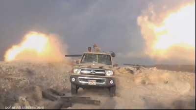 قتلى وجرحى من الحوثيين بنيران القوات المشتركة