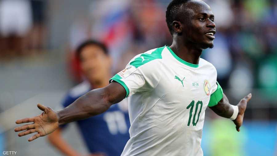 2- السنغالي ساديو ماني (ليفربول الإنجليزي) (120 مليون يورو)
