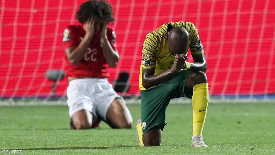 وردة وردّة فعل حزينة بعد المباراة