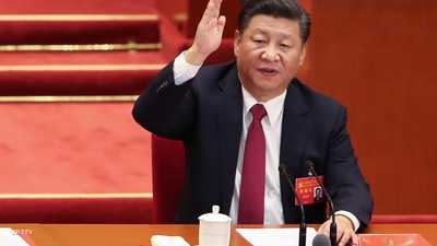 """رئيس الصين يهدد بـ""""طحن عظام"""" من يحاولون تقسيم بلاده"""