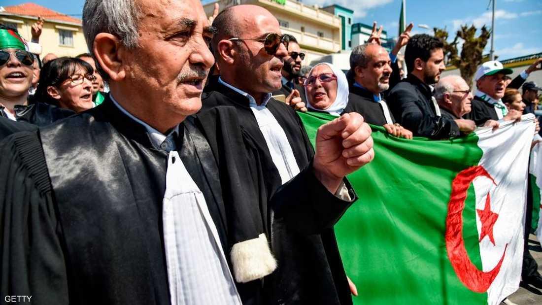 الإضراب يشارك فيه قضاة من جميع أنحاء البلاد.