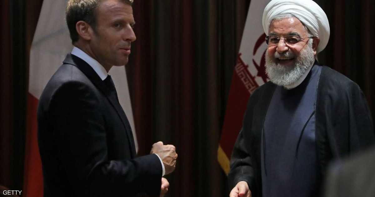 إيران ترفض طلب ماكرون للإفراج عن باحثين فرنسيين