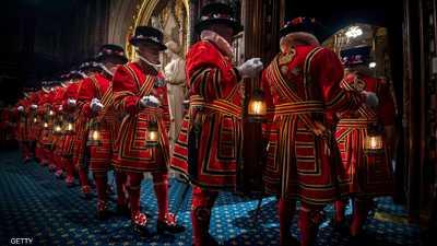 الملكة إليزابيث تحدد أجندة رئيس الوزراء البريطاني