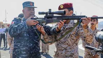 """انطلاق فعاليات """"مرجان-16"""" بين السعودية ومصر"""