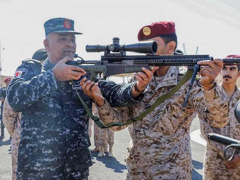 تدريب بحري مشترك بين مصر والسعودية