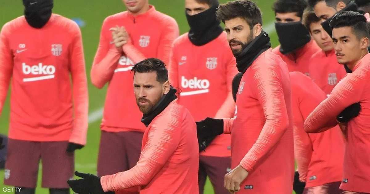 لاعبو برشلونة يعلنون رفضهم تخفيض أجورهم