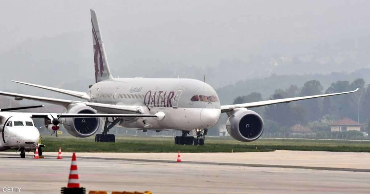 بعد نقل ركاب مصابين.. اليونان توقف الرحلات الجوية مع قطر   أخبار سكاي نيوز عربية