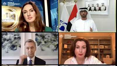 سلطان الجابر: الإمارات نجحت في تهيئة بيئة محفزة للاستثمار