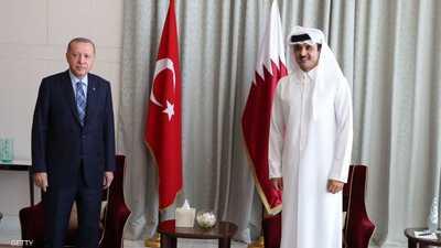 26 لقاء بين أردوغان وتميم في 5 أعوام.. أطماع وأجندات