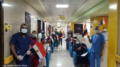 """بأعلى نسب شفاء من كورونا.. قصة """"معجزة طبية"""" في جنوب مصر"""