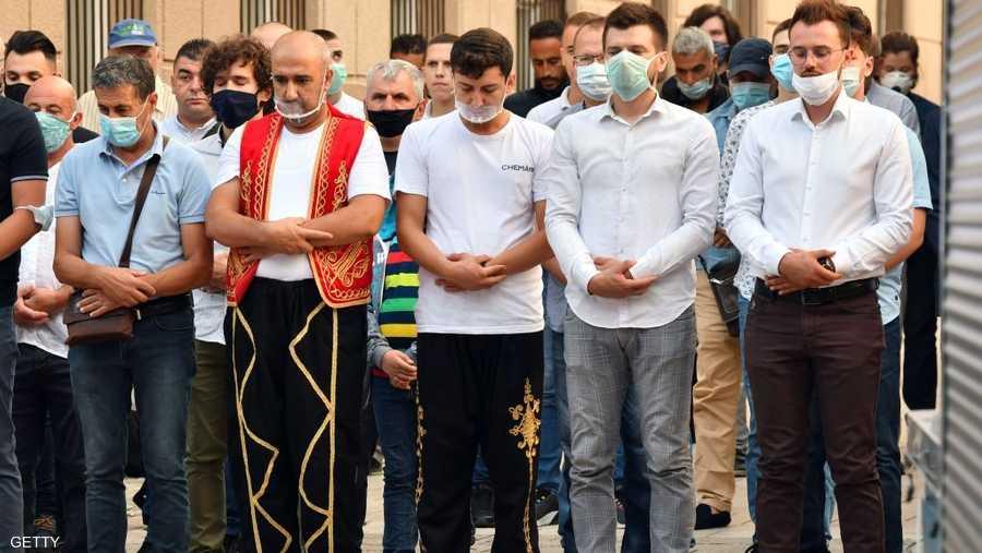 صلاة عيد الأضحى في البوسنة