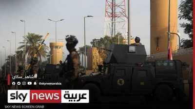 قتلى مدنيون من صاروخ أطلقه الإرهابيون قرب مطار بغداد