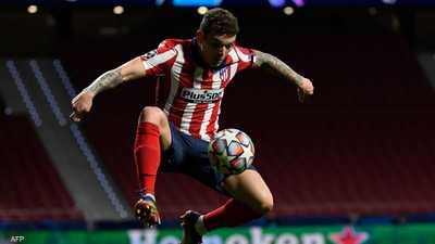 الفيفا يسمح لكيران تريبيير باللعب مع أتلتيكو مدريد
