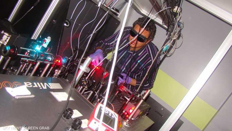 بحث شعبان يمكن من مشاهدة حركة الجينوم في الخلية الحية