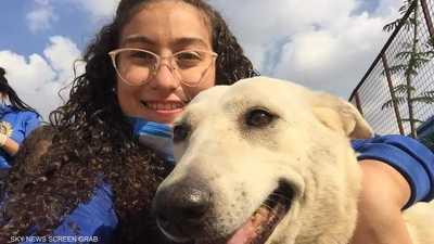 4 فتيات مصريات يطلقن مبادرة لدعم كلاب وقطط الشوارع