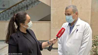 دكتور حمدي سعد مدير المستشفيات الجامعية في سوهاج
