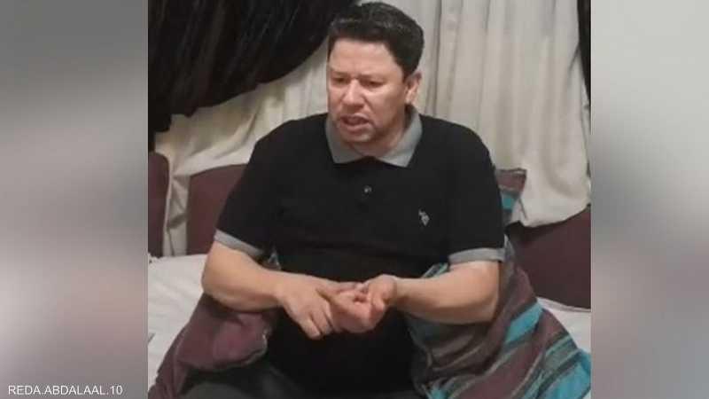 لاعب الكرة المصري السابق رضا عبد العال